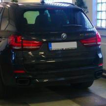 - BMW X5 ///M50D 280KW a 740Nm :)