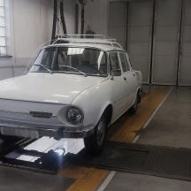 - Škoda 100