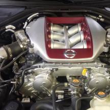 - V6 Turbo GT-R