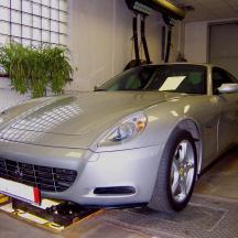- Ferrari